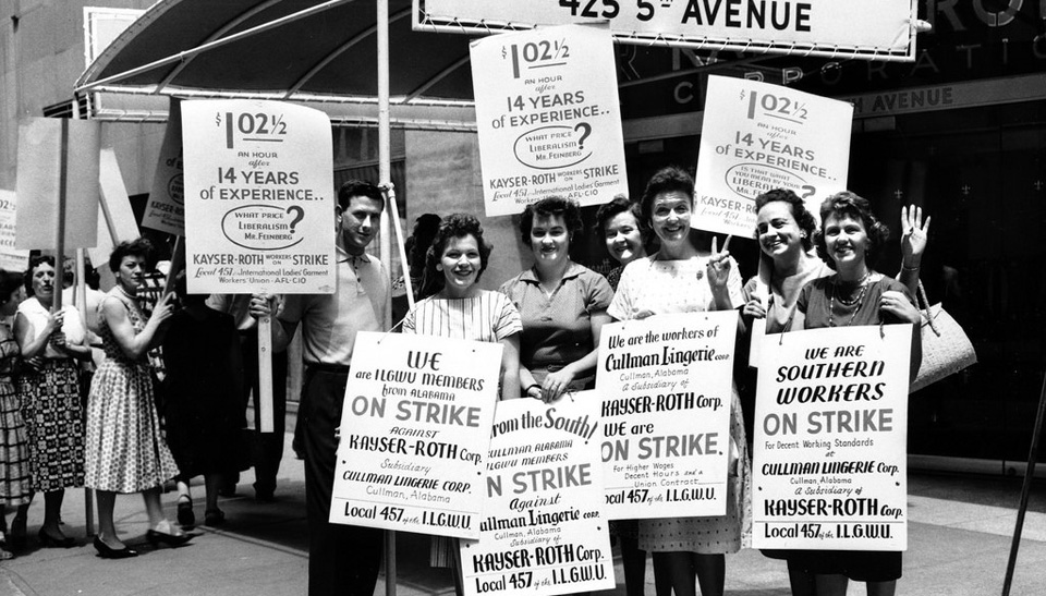 Organizing a cure for flatlining wages