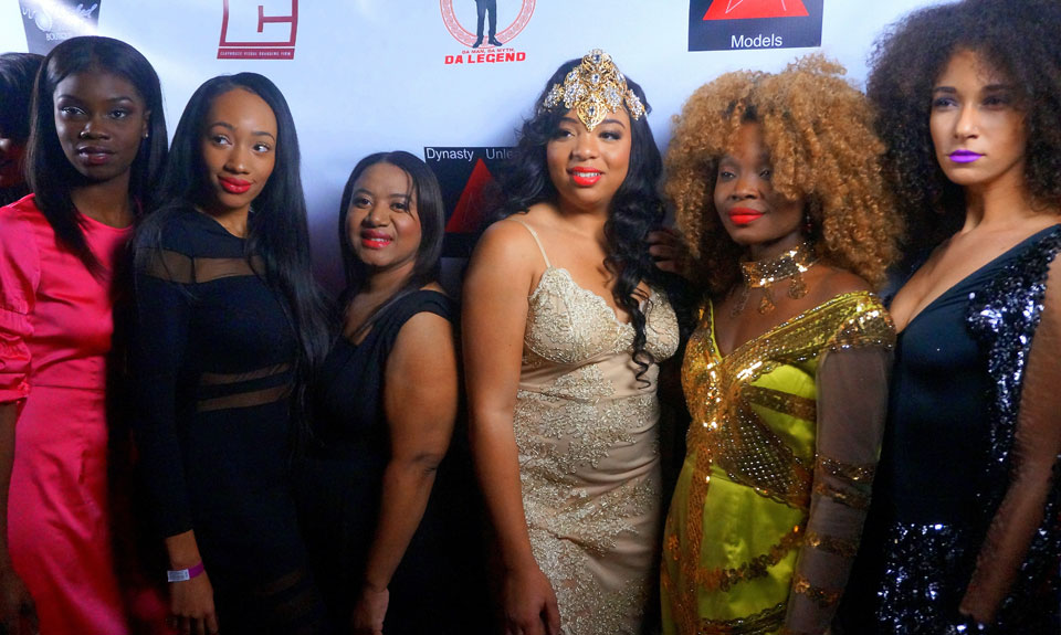 Fashion label puts domestic violence center stage during NAACP Image Awards weekend