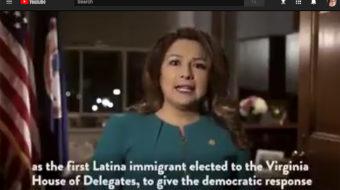 Elizabeth Guzmán Da Respuesta en Español al Discurso de Trump