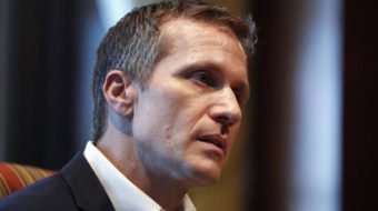 Missouri unions follow scandals closing in on GOP Gov. Greitens