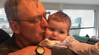 Swiss reality versus American reality: A father-son-granddaughter story