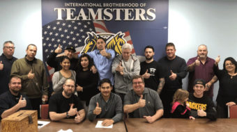 Money talks: Las Vegas Hard Rock Hotel workers win Teamster contract
