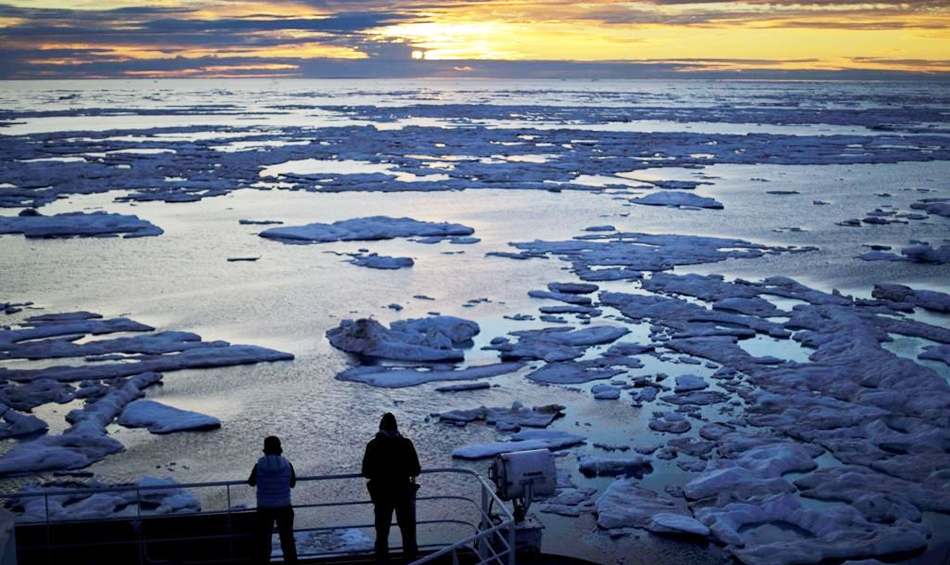 Scientists stunned by off-the-charts Arctic temperatures, record-low sea ice