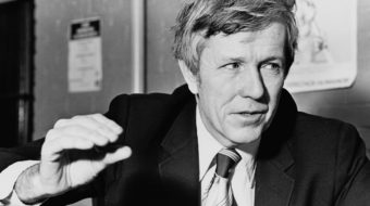 This week in history: American socialist Michael Harrington born