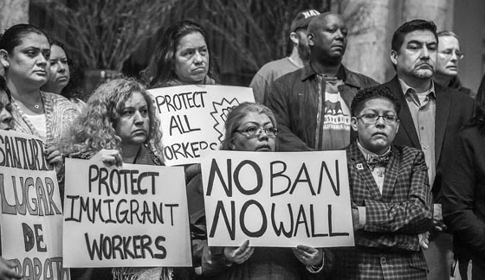 How unions help immigrants resist deportations