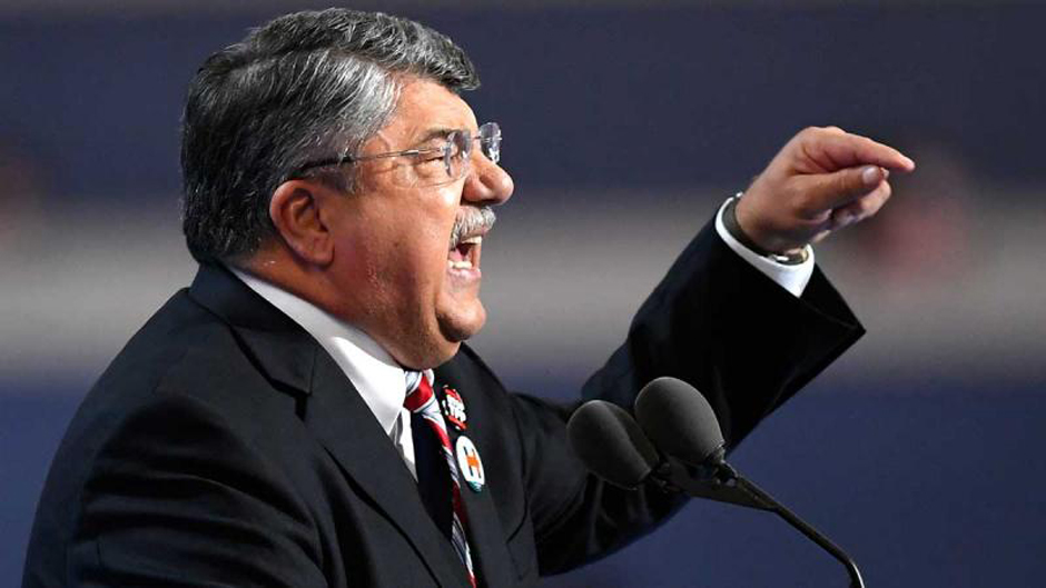 AFL-CIO President Trumka tells unions it's time to go on offense