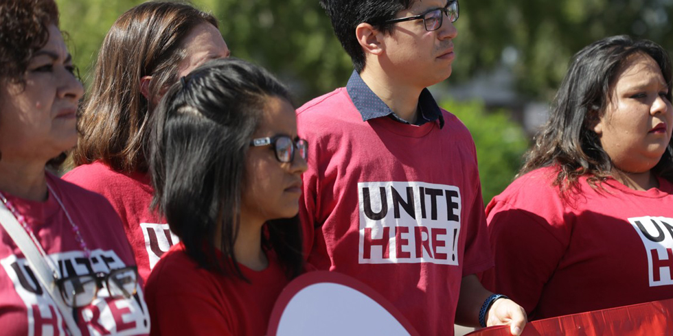 Union organizing is a gender justice issue