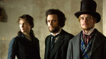 """The Young Karl Marx"" on the road to ""The Communist Manifesto"""