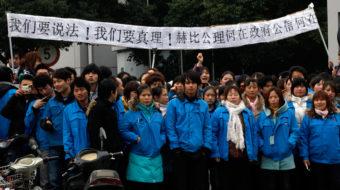 """Labor in China: """"Harmonious Society"""" or class struggle?"""