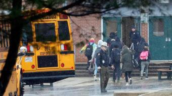 "NEA: ""Enough is enough"" on school shootings"