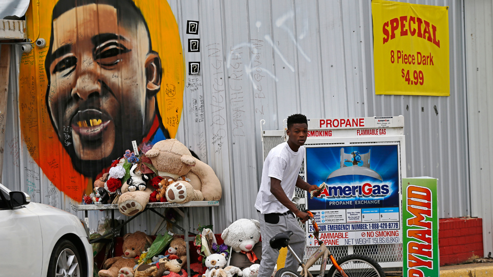 Alton Sterling and the state-sanctioned lynching of Black Americans