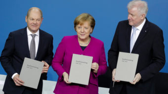 Germany: New faces but not policies
