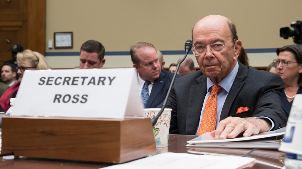Opposition mounts to Trump administration attempt to 'rig the census'