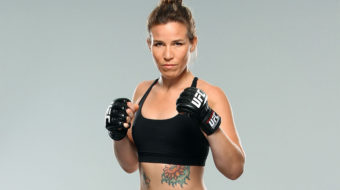 A conversation with Leslie Smith, UFC fighter and union activist