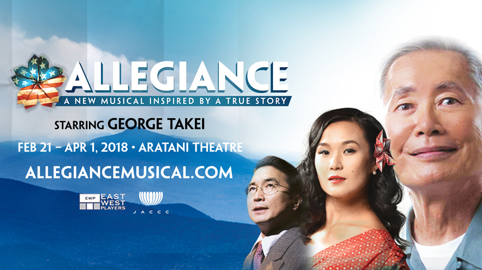 Japanese-American musical 'Allegiance' with George Takei earns fan loyalty