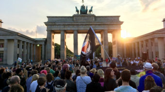 "Germany's ""socialists"" enter another ""grand coalition"" with conservatives"