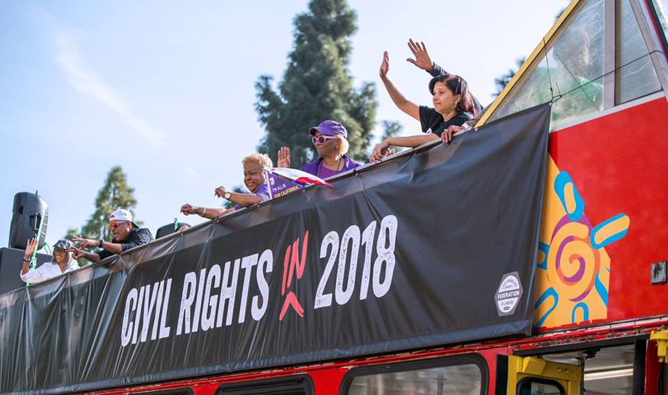 Workers' Congress in Los Angeles recommits to 'inseparable' resistance