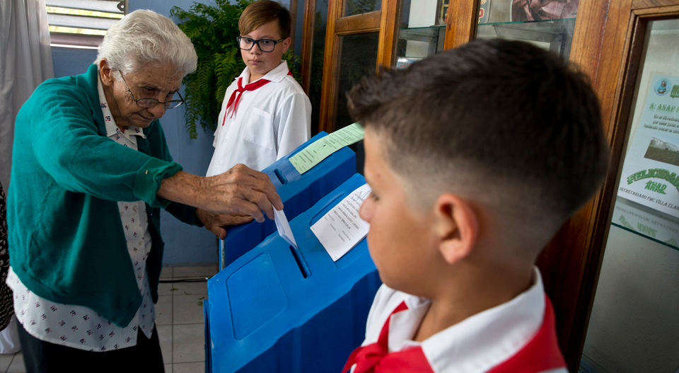 Cuba elects new legislature, prepares for post-Castro future