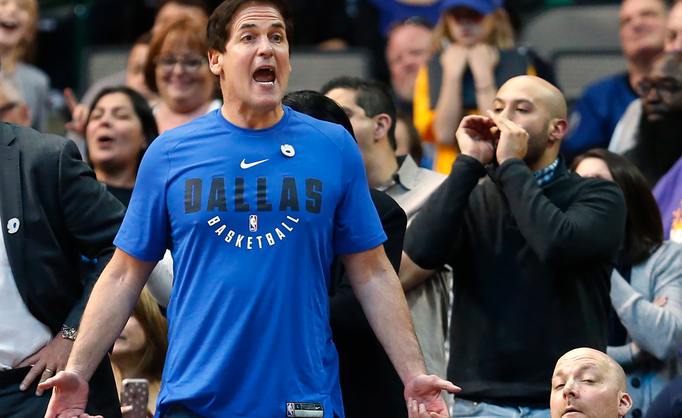NBA investigates harassment allegations against Mavericks owner Mark Cuban