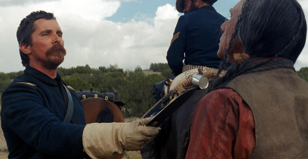"""""""Hostiles"""": A thought-provoking film that should be seen"""