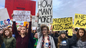 Millions turning out nationwide to stop gun violence