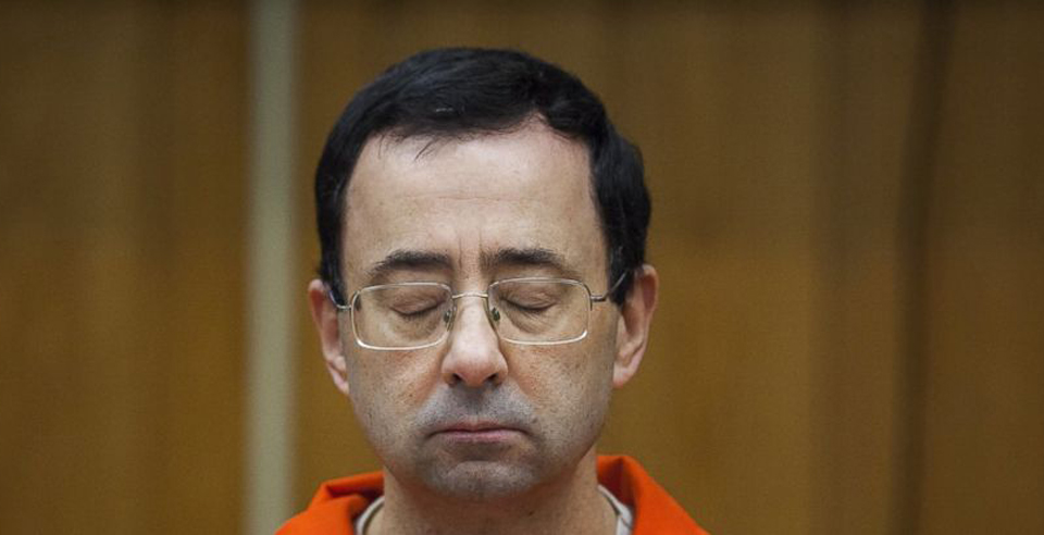"Catholic Church ""concerned"" by bill introduced after Nassar gymnastics scandal"
