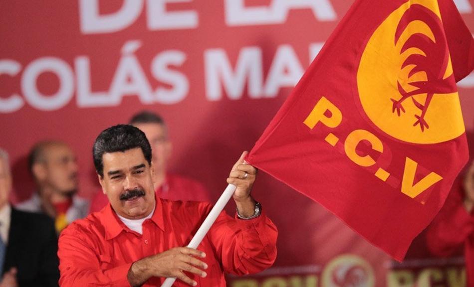 Communists join Venezuelan Socialists in Maduro re-election bid