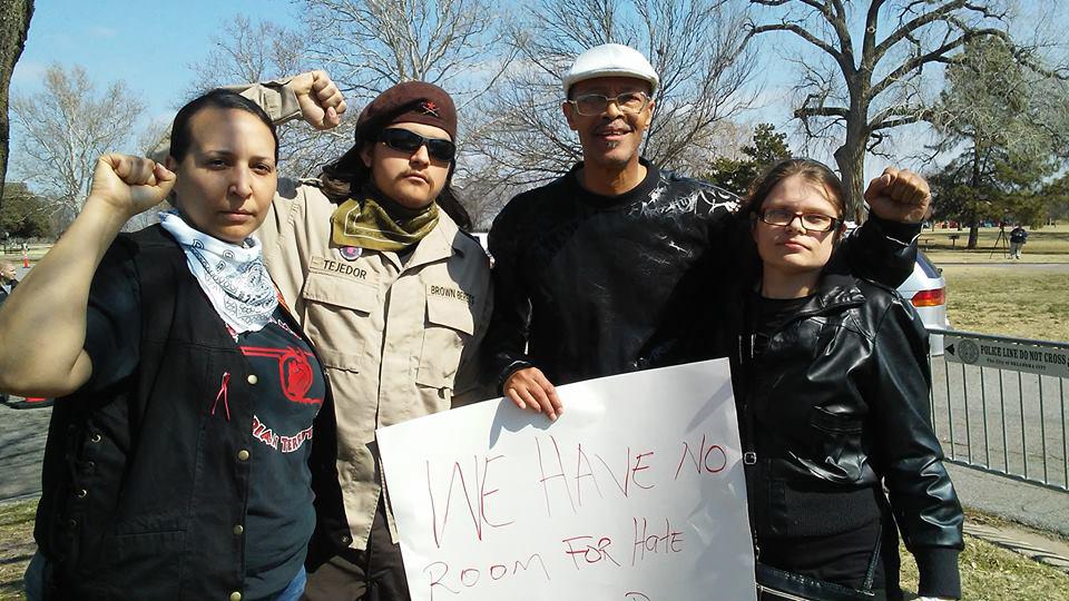 "Norman, Oklahoma: Police ""treated him like he was an animal"""