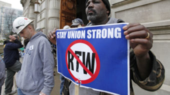 "Uline exec backs ""right-to-work"" and right wing causes"