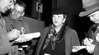Frances Perkins: The woman who helped end the Great Depression