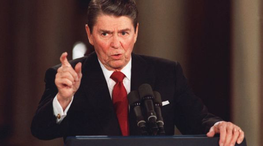 """Protesters call Reagan's induction into Labor Hall of Honor a """"shame"""""""
