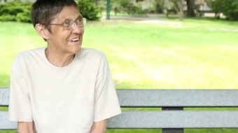 Lesbian resident at senior facility fights to be who she is