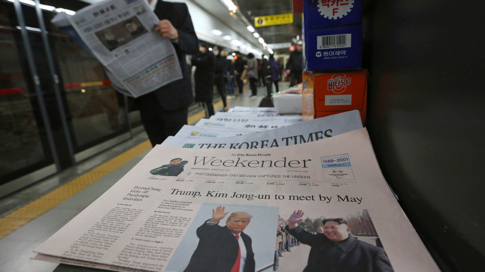 Trump can help bring peace to Korea, by following South Korea's lead