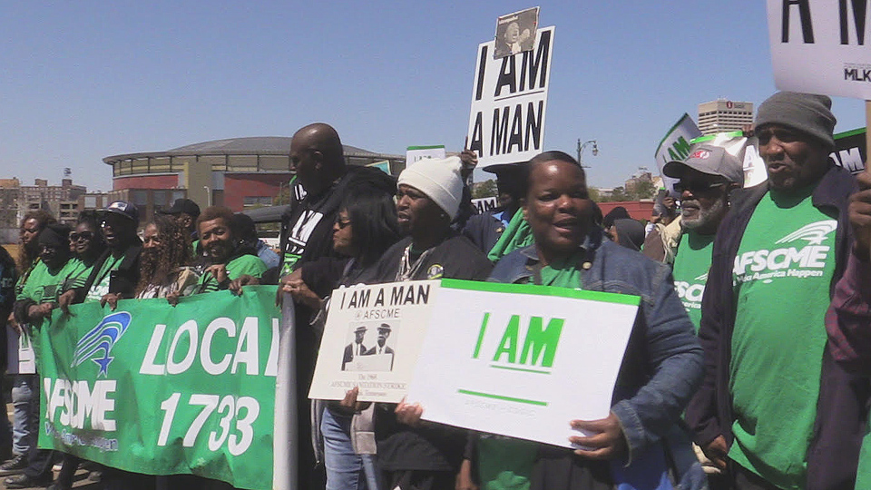 MLK's economic 'radicalism' embraced at massive march and rally in Memphis