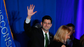 Paul Ryan quit fearing Democratic wave in November, say Wisconsinites