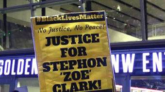 Kings partner with Black Lives Matter after Stephon Clark's death