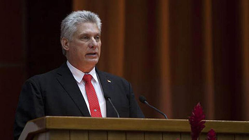 Miguel Díaz-Canel: Todos los revolucionarios seremos fieles a Fidel y a Raúl