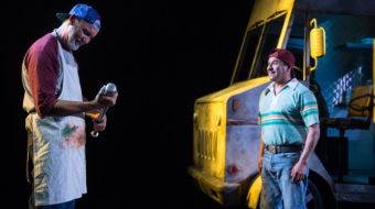 'ICE': A family-friendly food truck play about immigration