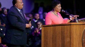 MLK's children: U.S. needs values revolution, not a sanitized idol