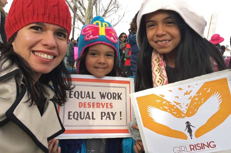 Women workers score a court victory for Equal Pay Day