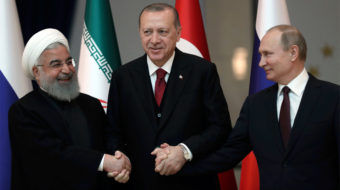Alliances and counter-alliances: The great game comes to Syria
