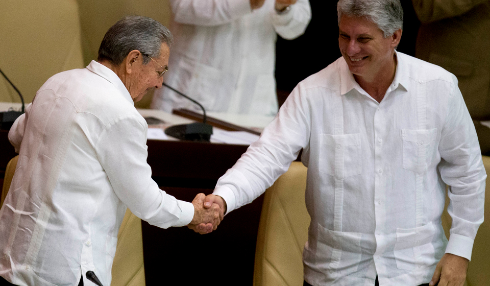 Cuba's Revolution: A new generation takes the lead