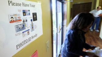 Racist voter suppression tilting elections in GOP's favor