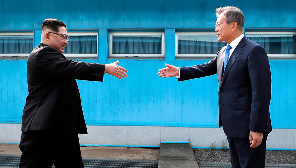"""""""There will be no more war"""": Time for U.S. troops to leave Korea"""
