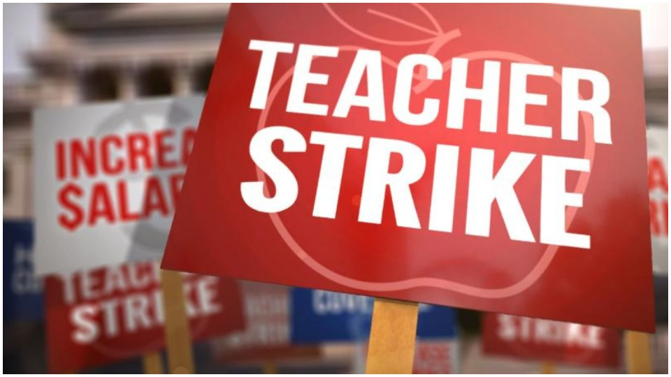 Teachers rebellion maps our path to power