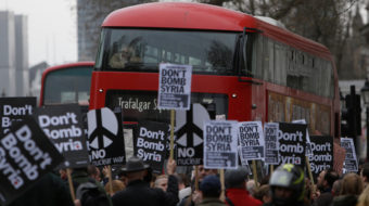 U.K.: Labour Party seeks to limit PM's war powers