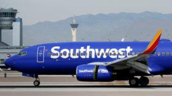 99-year-old activist to Southwest Airlines: Stop age discrimination