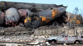 Charges dropped against railroad for Lac-Mégantic catastrophe