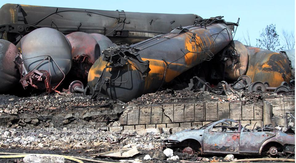 Charges dropped against railroad for Lac-Mégantic catastrophe