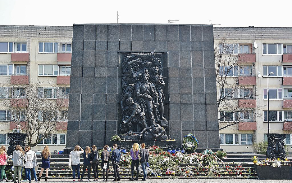 This week in history: The Warsaw Ghetto Uprising